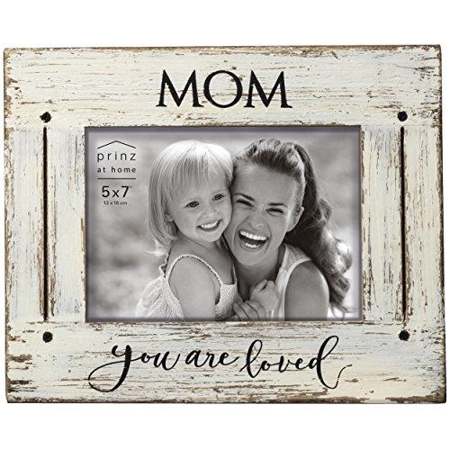 """Prinz 5x7"""" """"Mom You Are Loved"""" Frame"""