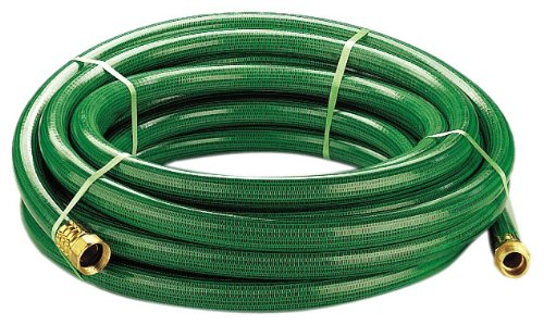 Swan Country Club SNCCC01100 Professional Heavy Duty 1-Inch by 100-Foot Green Water Hose by Swan