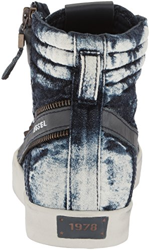 Indigo Men's Diesel D D Plus Sneaker String Mono Velows BA8dqxwSv8