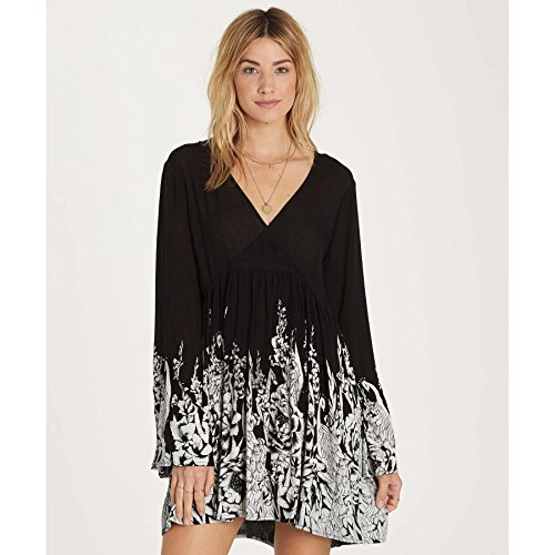 Billabong Women's Take Today Dress, Black, - Today's Take