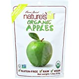 Natierra Fruit Organic Freeze Dried Apples 1.5 Oz Case Of 12