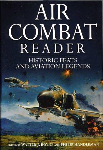 Air Combat Reader - Historic Feats and Aviation Legends PDF