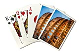 Rome, Italy - Colosseum (Playing Card Deck - 52 Card Poker Size with Jokers)