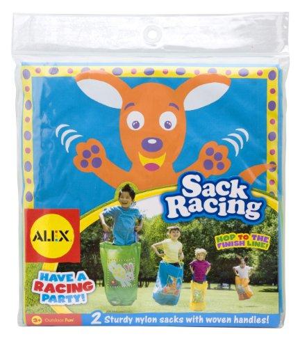 ALEX Toys Active Play Sack Racing Kangaroo Vs Rabbit