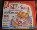 The Ultimate Bible Song and Playtime Collection for Toddlers - 100 Songs (Noah's Nook!)