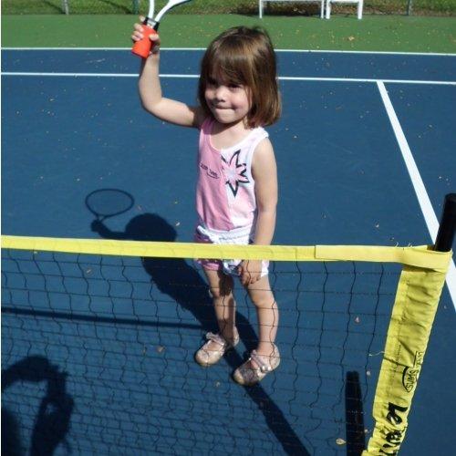 f5c3d53742148 Filet Portable de Mini Tennis de 6 mètres - Le Petit Tennis pour enfant  (18FT): Amazon.fr: Sports et Loisirs