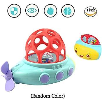 Amazon Com Sealive Clockwork Submarine Rotating Bath Toy
