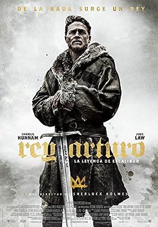 Rey Arturo: La Leyenda De Excalibur Blu-Ray [Blu-ray]