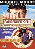 Coffret Michael Moore 2 DVD : Fahrenheit 9/11 / Bowling for Columbine