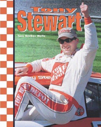 Stewart Race Car - Tony Stewart - Race Car Legends, Collector's Edition