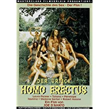 Homo Erectus [Ntsc/multi-region DVD Latin America Import] By: Joe D'amato. Starring: Jerry Pike