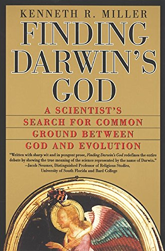 Cover of Finding Darwin's God: A Scientist's Search For Common Ground Between God and Evolution