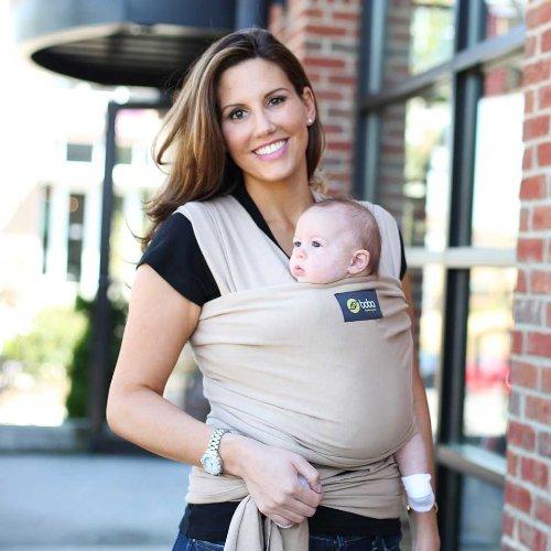 Boba Organic Wrap Baby Carrier Khaki Buy Online In Uae Baby