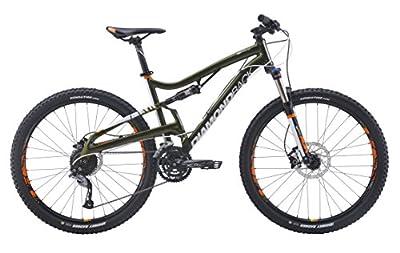 Diamondback Bicycles 2016 Recoil Comp Complete Full Suspension Mountain Bike