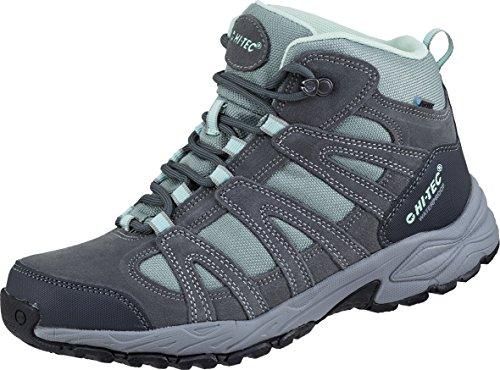 Grey Rise Boots Mid Hiking Hi Women's High Waterproof Tec Ii Alto Uv1qU