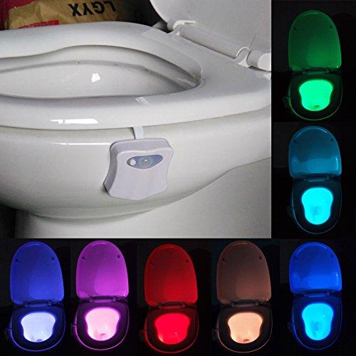8 colors motion sensor toilet seat night light motion actived 8 colors motion sensor toilet seat night light motion actived automatic seats led lighting bathroom lighting mozeypictures Images