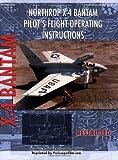 Northrop X-4 Bantam Pilot's Flight Operating Instructions, United States Air Force, 1935327100