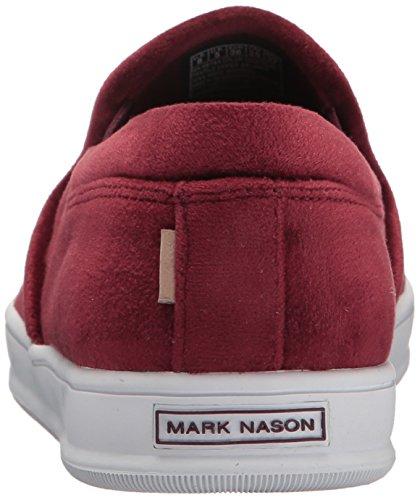 Zapatillas Jett Burgundy de Mark Mujer la los Angeles Nason wSngaqz