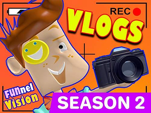 FUNnel Vision: Vlogs on Amazon Prime Video UK