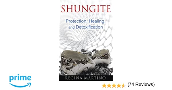 Shungite Protection Healing and Detoxification