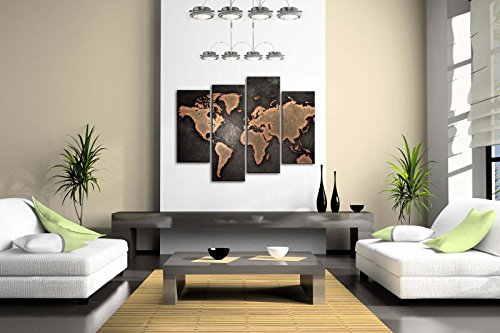 Firstwallart General Black Background Art Painting Pictures Print On Canvas For Home
