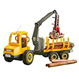 Playmobil Add On #6538 Timber Transporter - New Factory