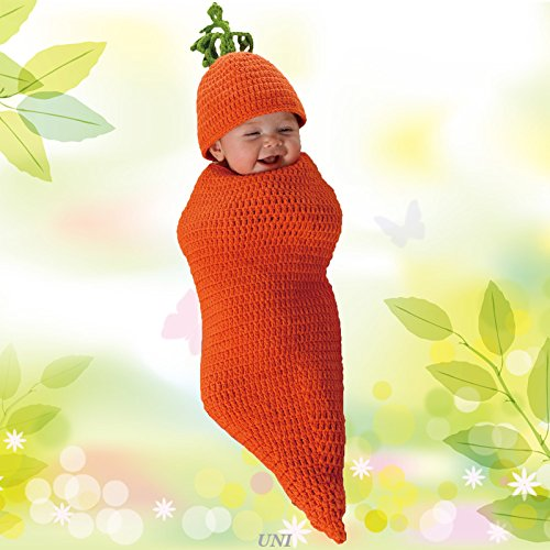 Carrot Halloween Costume For Baby (Princess Paradise Carrigan the Carrot - 0-3)