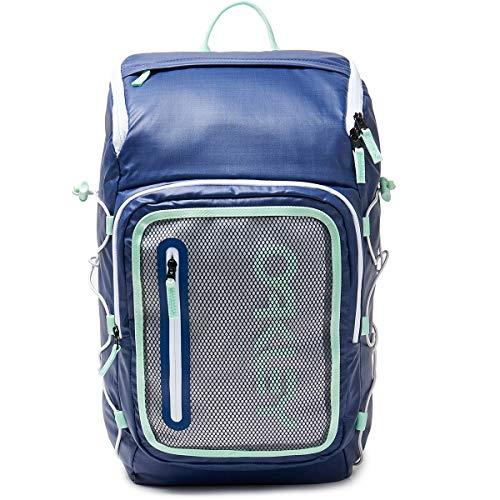 Oakley Mens Men's 90's Square Backpack, Dark Blue, NOne SizeIZE
