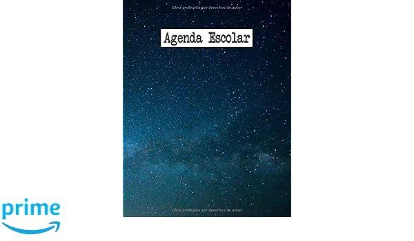 Amazon.com: Agenda Escolar: Planificador de Estudios Diario ...