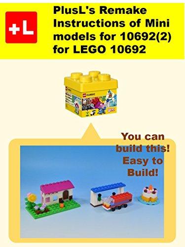 Plusls Remake Instructions Of Mini Models For 106922 For Lego
