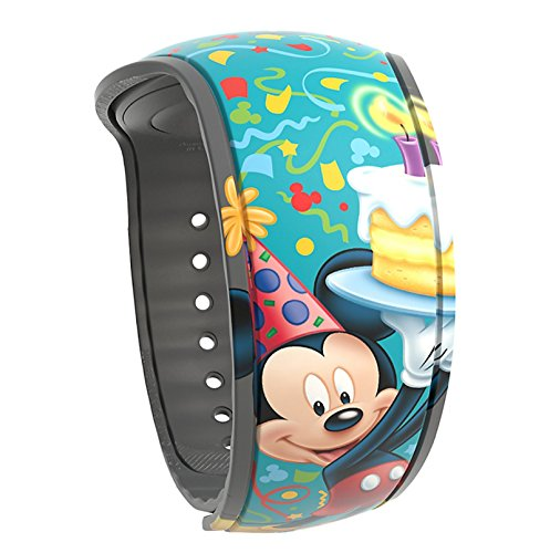 Mickey Mouse It's My Birthday Disney Parks MagicBand 2.0