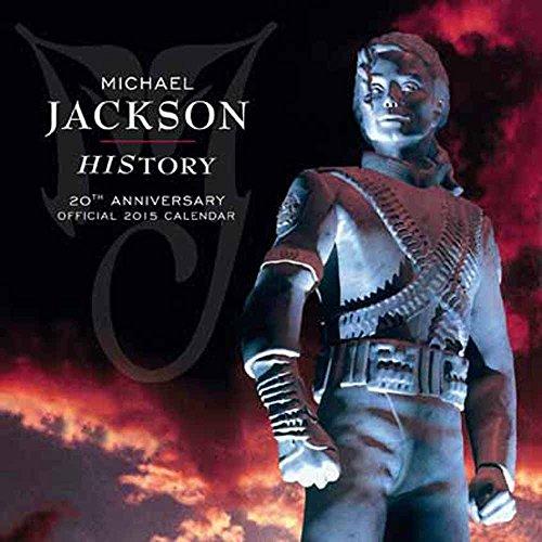 Official Michael Jackson 2015 Calendar (Michael Jackson Calendar Official)
