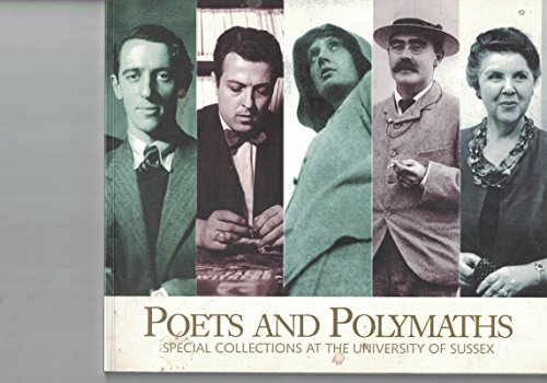 Poets and Polymaths: Special Collections at the University of Sussex