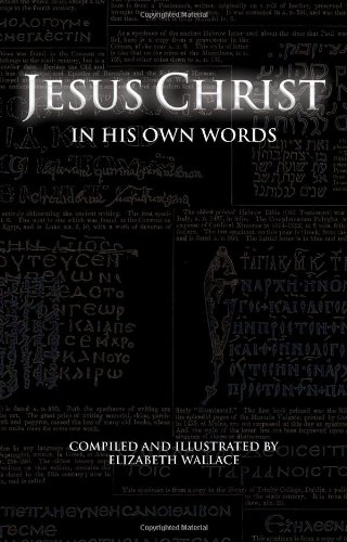 Download Jesus Christ In His Own Words pdf epub