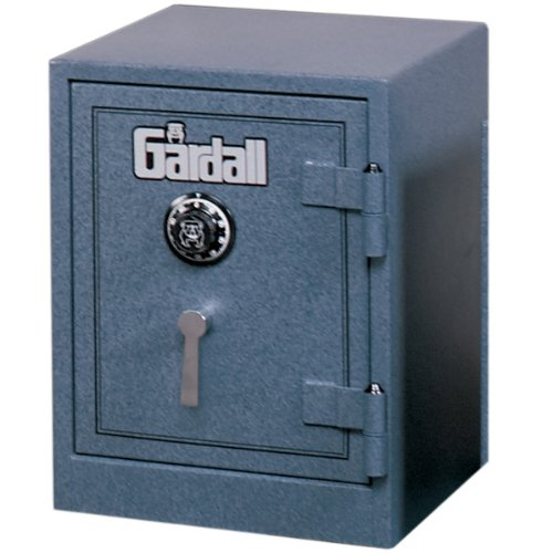 Gardall S1612/2-G-E 2 Hour U.L. Rated Record Safe w/S & G Electronic Lock 2 S and G Grey