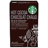 Starbucks Hot Cocoa Double Chocolate, 8 Count