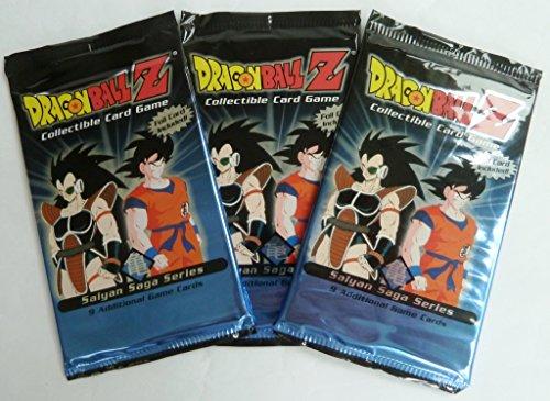 Dragonball Z Saiyan Saga Series Booster Pack by Score