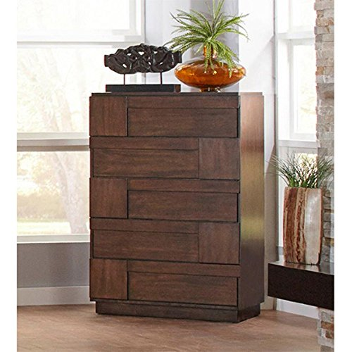 Coaster Chest in Golden Brown by Coaster Home Furnishings