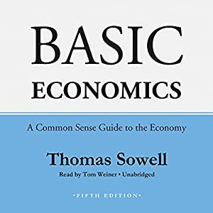 Basic Economics, Fifth Edition Speech