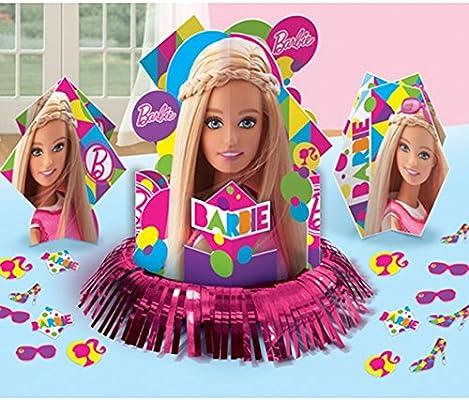 Barbie 'Sparkle' Table Decorating Kit (23pc)