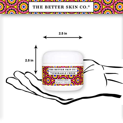 The Better Skin Co - Mirakle Cream