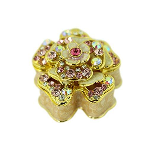 Bejeweled Trinket Box - 7