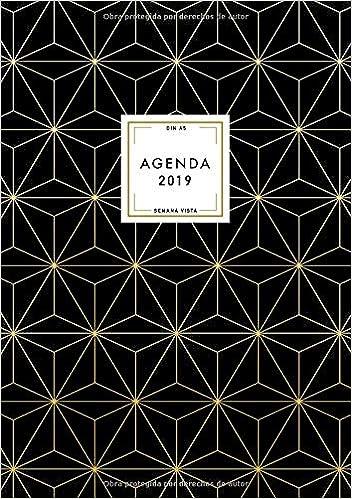 Agenda 2019 Din A5 Semana Vista: 1 Semana en 2 Páginas, 52 ...