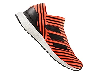 the best attitude b8ad5 18521 adidas NEMEZIZ Ultra Boost Rot