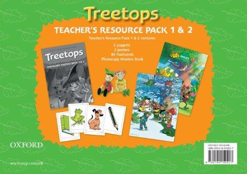Download Treetops: 1-2: Teacher's Resource Pack PDF