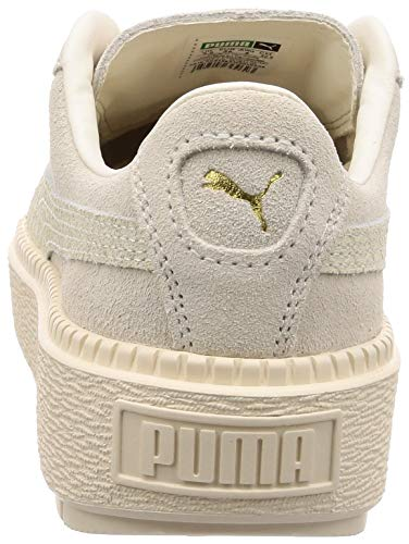 02 Hueso Gold Whisper Animal Platform 367814 Metallic Puma Trace White 18Z6qz