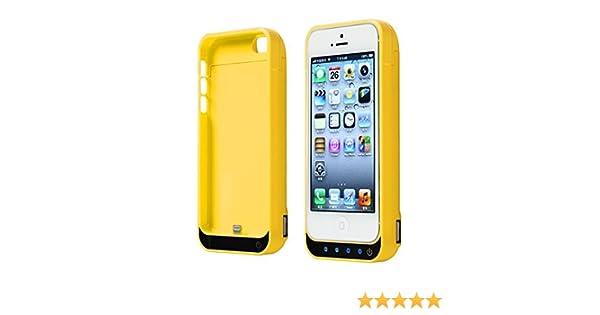 Funda Bateria iPhone 5s 5, Mini Kitty 4200mAh Case Carcasa Con Batería Cargador-batería Externa Recargable para iPhone5s/5c/5/SE
