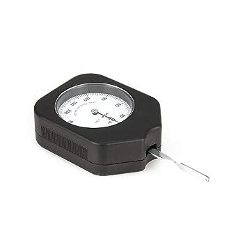 Tensiómetro analógico de 150 g Precio con un solo puntero Dial Medidor de tensión Medidor Probador