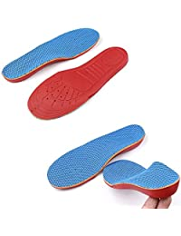 Children Foot Pads Kid's Insoles Arch Support Lightweight Correction Insole Soles Insert