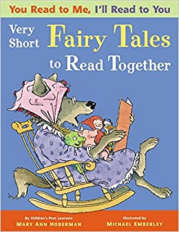 Book You Read to Me, I'll Read to You: Very Short Fairy Tales to Read Together